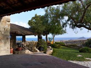 Unique house with stunning views to the ocean - Granadilla de Abona vacation rentals