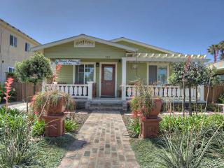 Beautiful Quiet Holiday Cottage Steps to the Ocean - Imperial Beach vacation rentals