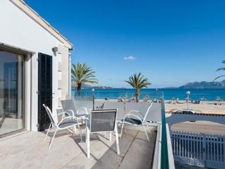 3 bedroom Villa with Internet Access in Puerto Pollensa - Puerto Pollensa vacation rentals