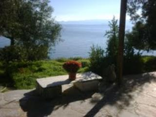 Waterfront Villa w Private Beach on the Aegean - Kinetta vacation rentals