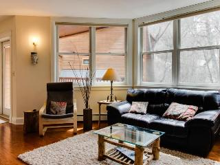 Lovely, contemporary condo w/prime location - easy ski and river access! - Telluride vacation rentals