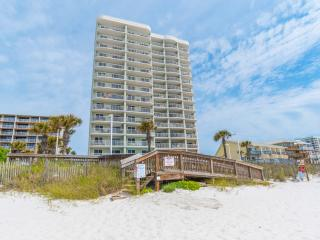 Affordable beachside 2 BR family condo - Orange Beach vacation rentals