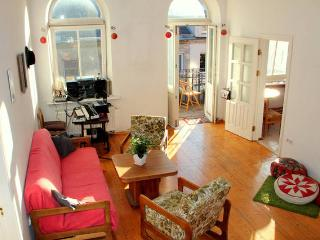 Old Town apartment with balcony - Vilnius vacation rentals