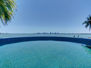 Stunning Waterfront Villa - Miami Beach vacation rentals