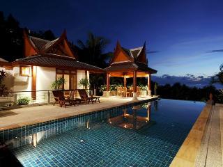 Beautiful 4 bedroom Ko Racha Villa with Internet Access - Ko Racha vacation rentals