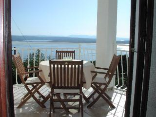 1 bedroom Apartment with A/C in Dramalj - Dramalj vacation rentals