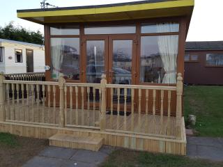 Comfortable 2 bedroom Chalet in Mablethorpe - Mablethorpe vacation rentals