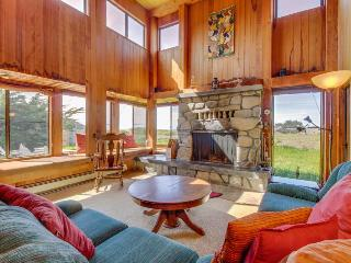Oceanview house 1/4 mile from the beach w/a private hot tub, & shared pool! - Sea Ranch vacation rentals
