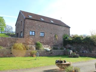 Sheep Barn, Trebandy Farm,Marstow, Ross-on-Wye - Goodrich vacation rentals