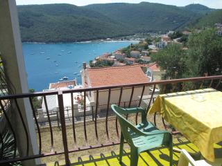 Two bedroom apartment Vrkljan for 4 people - Rabac vacation rentals