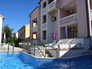 TH02419 Apartments Kristina / Studio A5 - Malinska vacation rentals