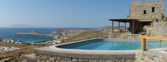 Villa Veggos - Image 1 - Kalafatis - rentals