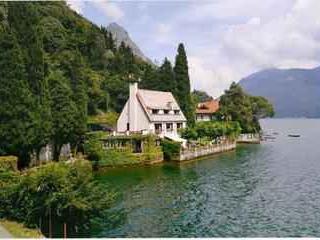 Villa Maymagon con giardino a lago - Valsolda vacation rentals