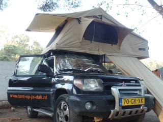 Tent op je dak 4x4 en daktent verhuur - Sassenheim vacation rentals