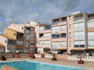 Cozy 1 bedroom Apartment in Cap-d'Agde with Dishwasher - Cap-d'Agde vacation rentals