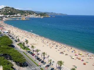 Beach side, self contained apartment. - Blanes vacation rentals
