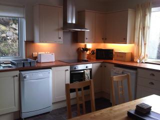Lovely 2 bedroom cottage with sea views - Edinbane vacation rentals