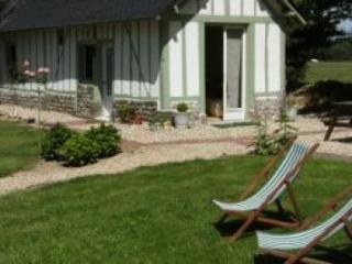 Gite 2 pers proche Honfleur Deauville - Honfleur vacation rentals