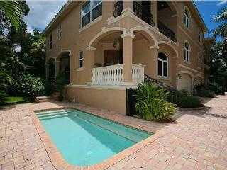 Luxury Siesta Key Vacation Rental Home with Heated Pool and Beach Access - Siesta Key vacation rentals
