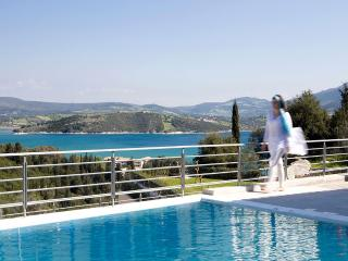 Traditional Stone Built Apartment - shared pool - Lygia vacation rentals