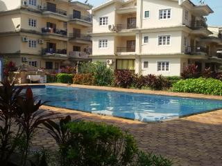 Vacation Rental 2 BHK Apartment (Air conditioned) - Bardez vacation rentals