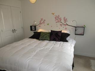 Romantic 1 bedroom Glasgow Apartment with Washing Machine - Glasgow vacation rentals