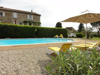 Gîte avec piscine privée pour 10 personnes. - Lablachere vacation rentals