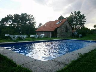 Rural cottage Castiñeira - Pontevedra vacation rentals