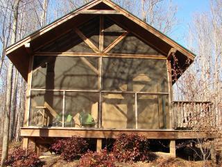 Chestnut Grove Glamping Moravian Falls North Carol - Wilkesboro vacation rentals