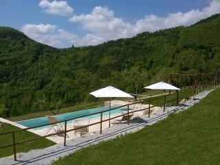 2 bedroom Condo with Shared Outdoor Pool in Sestino - Sestino vacation rentals
