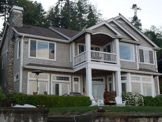 Beach Front Home On Bainbridge Island Wa Amazing - Bainbridge Island vacation rentals
