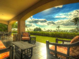 Gorgeous 2 Ensuite Villa | P. Ocean View | 550sqft Lanai- Pvt BBQ - Waikoloa vacation rentals