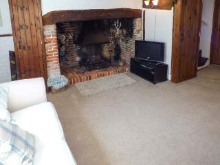 PHOEBE'S COTTAGE, thatched cottage, character features, WiFi, pet-friendly, in Romsey, Ref 931624 - Romsey vacation rentals