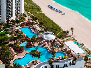 Ocean View,Luxury Suite-Trump Beach Resort $199/n - Sunny Isles Beach vacation rentals