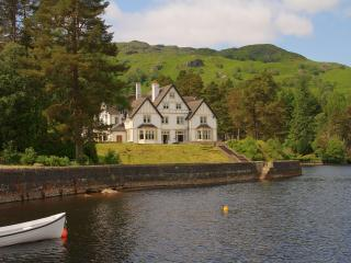 Perfect House in Stronachlachar with Internet Access, sleeps 12 - Stronachlachar vacation rentals