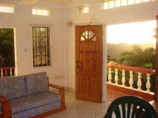 Mountain View Villa - garden apartment, affordable - Saint George's vacation rentals