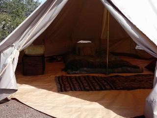 Luxury Camping/Glamping - Farm Stay - Trail Ride - Tombstone vacation rentals