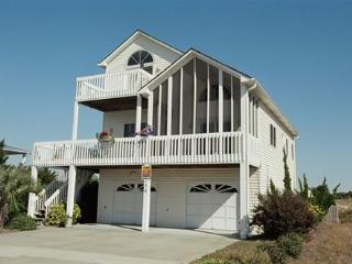 Beautiful House with Deck and Dishwasher - Holden Beach vacation rentals