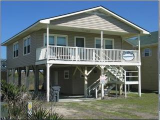 Beautiful 3 bedroom Holden Beach House with Deck - Holden Beach vacation rentals