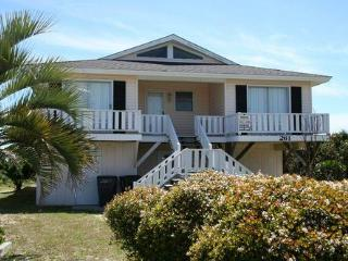 Seaside - Charming Oceanfront House ~ RA72974 - Holden Beach vacation rentals