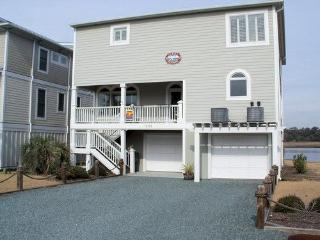 Tinkup - Spectacular Views of The Intracoastal Home  ~ RA73011 - Holden Beach vacation rentals
