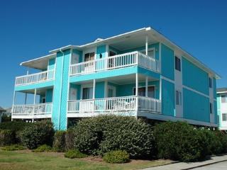 Sunny Condo with Deck and A/C - Holden Beach vacation rentals