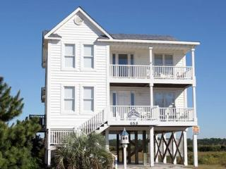 4 bedroom House with Deck in Holden Beach - Holden Beach vacation rentals