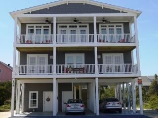 Nice House with Deck and Balcony - Holden Beach vacation rentals