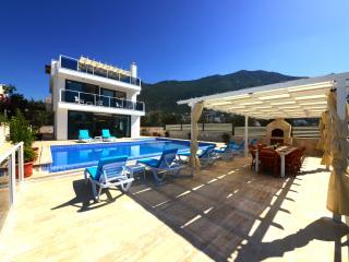 Family holiday villa rental in Kalkan with seaview - Kalkan vacation rentals