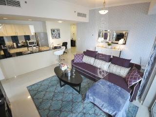 Dubai Marina, Ocean Heights, 2 Bed Apt - Dubai vacation rentals