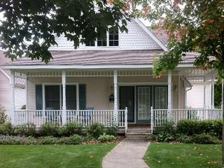 """""""Our Cottage Retreat"""" steps from Lake Michigan - Sleeps 9 - Manistee vacation rentals"""