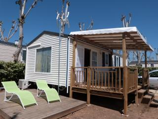 mobil home 2 chambres climatisé - Valras-Plage vacation rentals