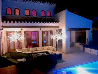 Luxury Eco-Villa in El Valle with pool - Murcia vacation rentals