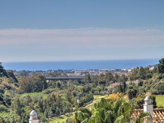 Luxury Penthouse with sea and golf views - Benahavis vacation rentals